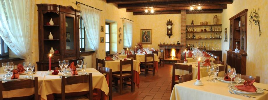 Ristorante in Monferrato - San Salvatore